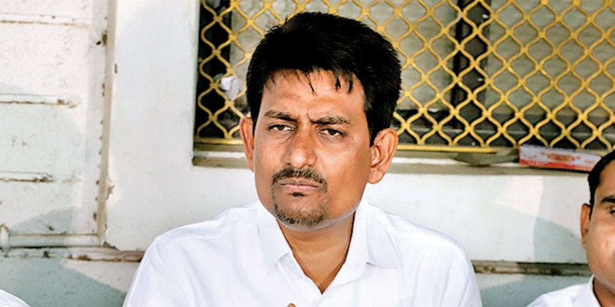 Alpesh Thakor to contest from Radhanpur