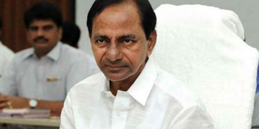 KCR's exclusion from National panel angers TRS