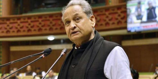 Modi is running the government by threatening people: Ashok Gehlot