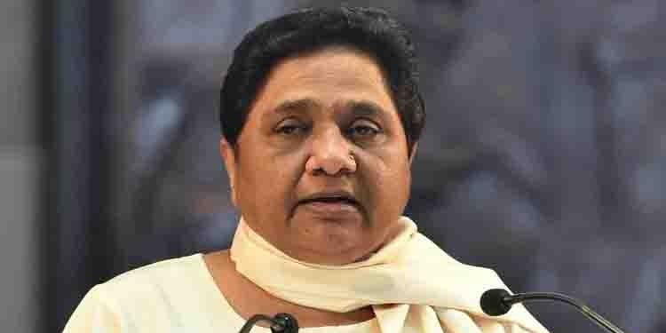 मायावती ने किया बसपा संसदीय दल का गठन, गिरीश बने नेता और श्याम सिंह उपनेता