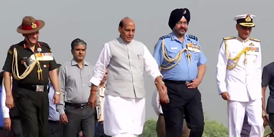आज सियाचिन और श्रीनगर जाएंगे राजनाथ सिंह, रक्षा मंत्री बनने के बाद पहला दौरा