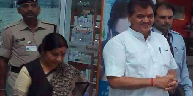 उत्तराखंड से राज्यसभा सदस्य भी रही थीं सुष्मा, एम्स की दी थी सौगात