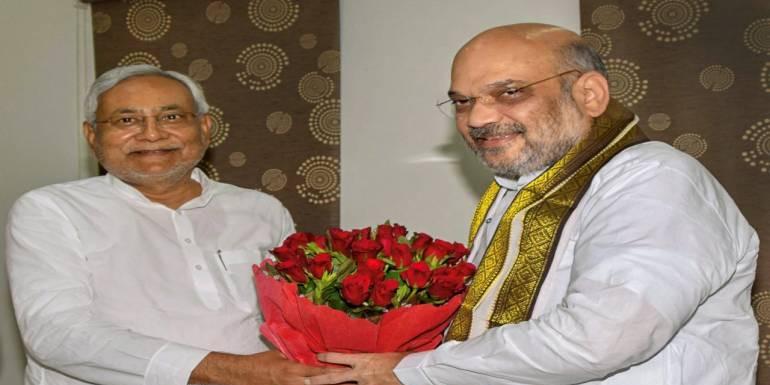 विधानसभा चुनाव 2020 : अमित शाह ने लगायी मुहर, नीतीश ही होंगे बिहार में एनडीए का चेहरा