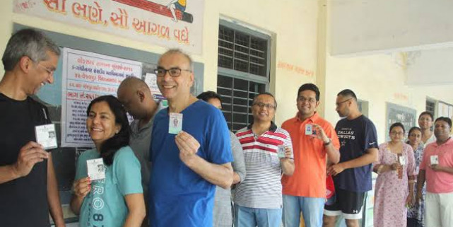 Over 53% turnout in bypolls to 6 assembly constituencies