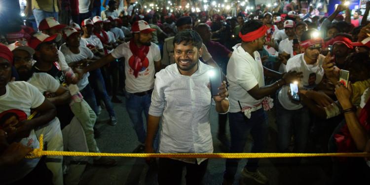 Kanhaiya Kumar to Flag Off the 'Yatra against NRC'