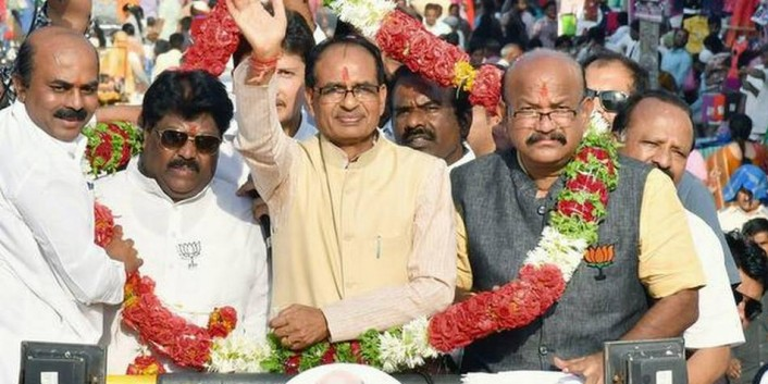 Kharge criticised for promoting son