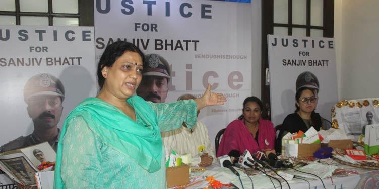 Gujarat: Jailed ex-IPS officer Sanjiv Bhatt gets over 30,000 rakhis