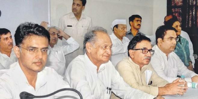 राहुल अध्यक्ष बने रहें, प्रदेश संगठन में बदलाव का जिम्मा भी संभालें