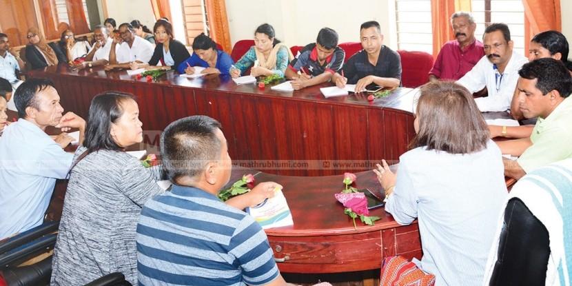 Mizoram team reaches Kerala to learn about Kudumbashree