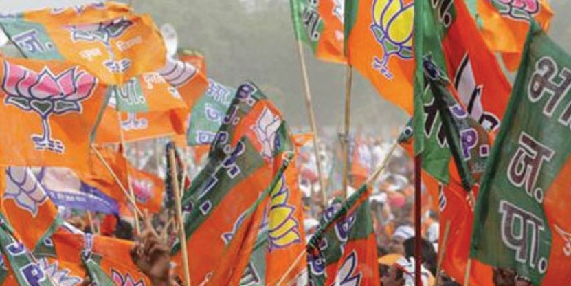 BJP working on options in case NDA misses majority mark