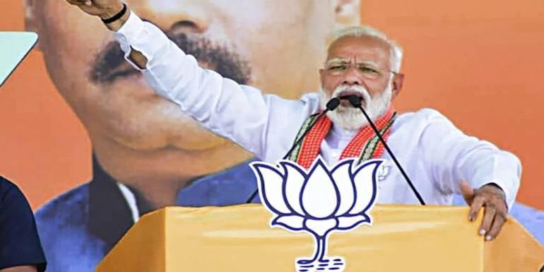 Congress govt in Rajasthan suppressed gangrape news because of polls: PM Modi