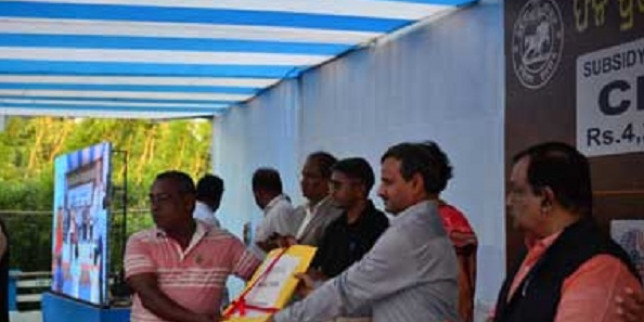 Odisha govt provides financial assistance of Rs 8.33 crore to cyclone Fani-affected 789 tourist boat owners