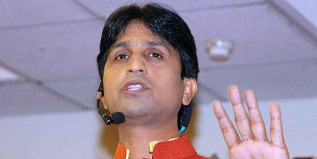 BJP पर कुमार विश्वास का तंज, बोले- 32वें वर्ष में एजेंडे में मंदिर, बोलिए जय सियाराम