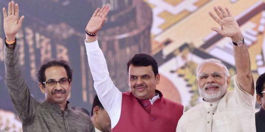 'महाराष्ट्र में ढाई-ढाई साल तक होगा BJP-शिवसेना का मुख्यमंत्री'