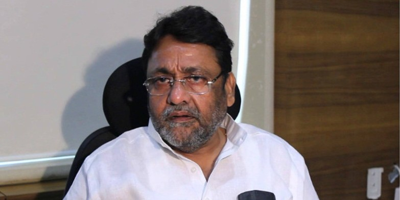 Government should conduct raids at Raj Thackeray's residence if it has guts: NCP leader Nawab Malik