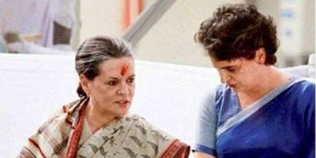 प्रियंका वाड्रा के साथ दो दिन के रायबरेली दौरे पर आएंगी सोनिया गांधी, मतदाताओं का जताएंगी आभार