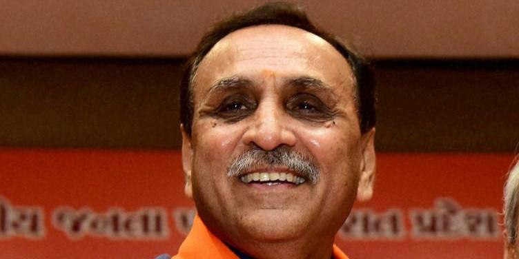 Most Gujarat dams dry but people will get drinking water: Vijay Rupani