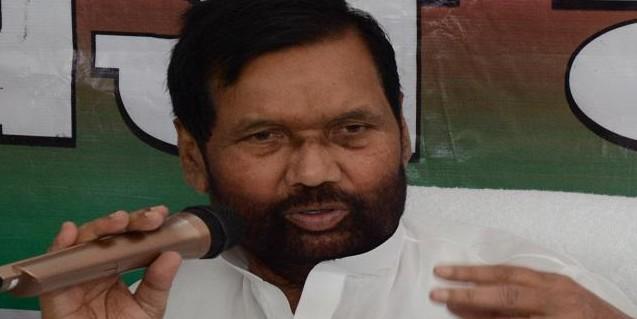 नीतीश कुमार एनडीए के ही साथ रहेंगे : रामविलास पासवान