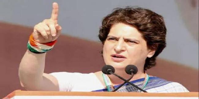 यूपी विधानसभा उपचुनाव: कांग्रेस प्रत्याशियों के लिए प्रचार नहीं करेंगी प्रियंका गांधी, जानिए क्यों?