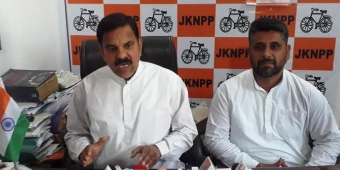 GOI, State Govt Make Mockery Of Democracy In J&K, Says Harsh