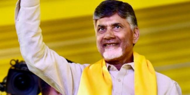 Chandrababu Naidu thanks PM Modi, Amit Shah for including Amaravati as Andhra Pradesh's capital in map