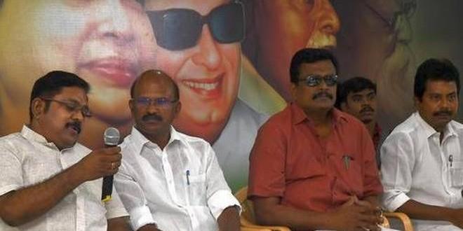 Not contemplating a return to AIADMK: Thanga Tamilselvan