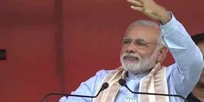 चार को रामनगर में प्रधानमंत्री मोदी की सभा