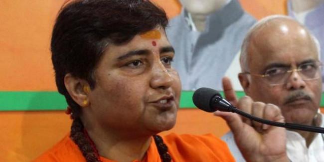 Sadhvi Pragya hit back at Govardhan Dangi, said- I am coming