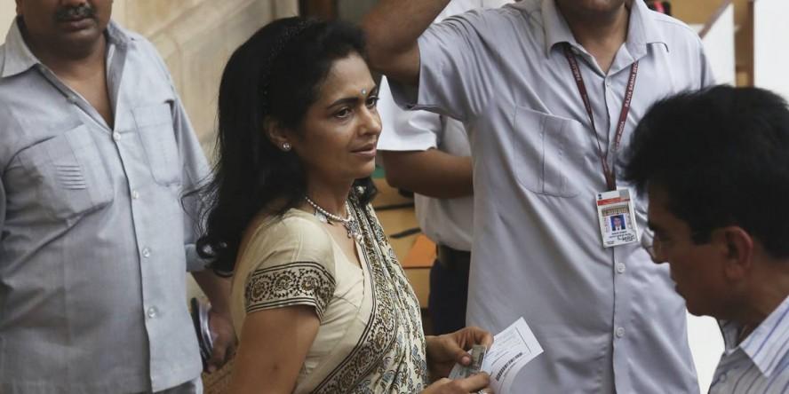 Kavita: Voters upset over ticket to Deol