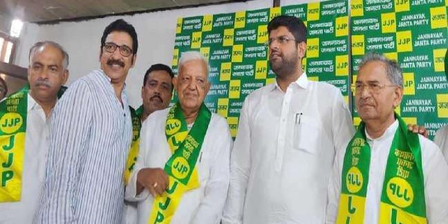 Haryana Assembly Election 2019: बागियों की पसंद से तिकोने मुकाबले में आई दुष्यंत की पार्टी JJP