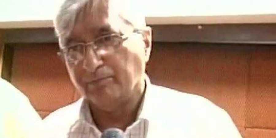 Will clear casinos from Panaji: Former Goa RSS chief Subhash Velingkar