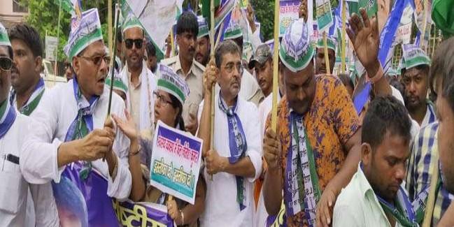 RLSP प्रमुख उपेंद्र कुशवाहा ने कहा-सीएम नीतीश कुमार के हटने तक करेंगे पदयात्रा