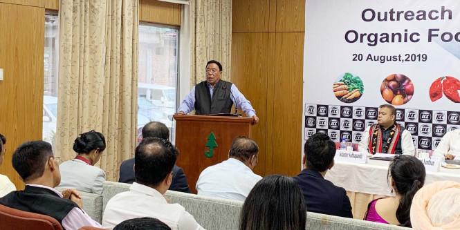 'Nagaland State Organic Policy' soon