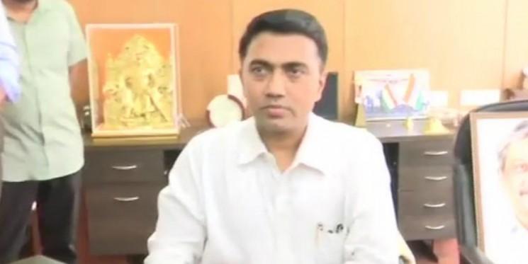 Goa CM Pramod Sawant Allots Additional Portfolios to Ministers; Keeps Home