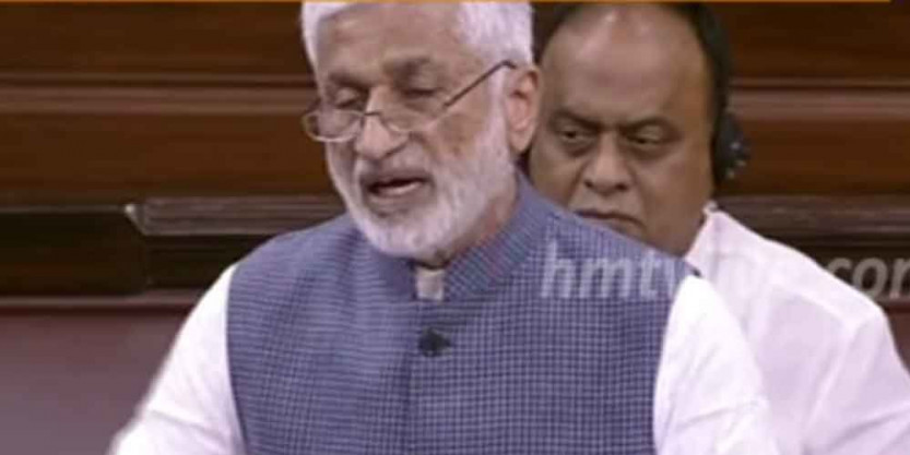 Repealing Article 370 is a strategic move: BJP leader Dinakar   Repealing Article 370 is a strategic move: BJP leader Dinakar  YCP supports the removal of Article 370 by Home Minister