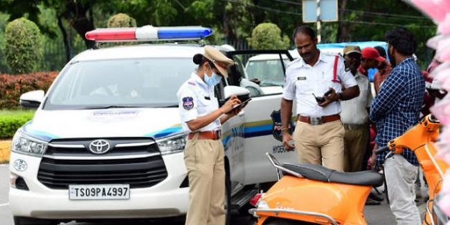 Kerala govt. to revise high traffic fines
