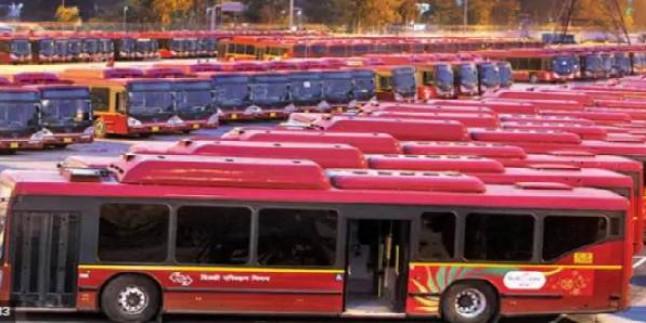 ऑड-ईवन योजना के लिए 2000 CNG बसें किराए पर लेगी सरकार