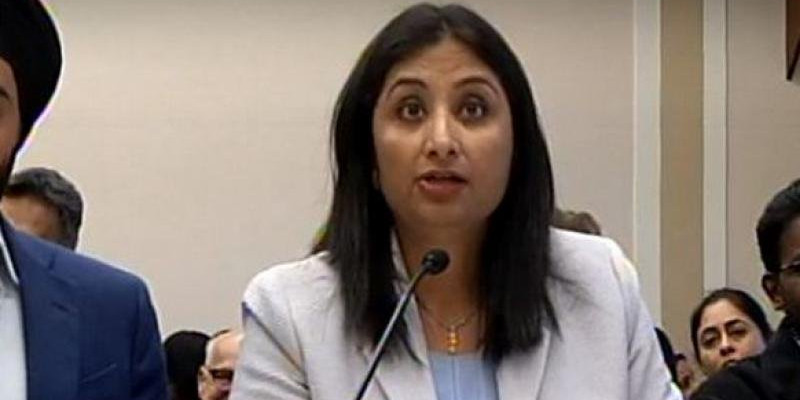 """""""There Is No India Without Kashmir"""": Indian Columnist At US Congress"""