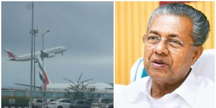 The Chief Minister said that preparations for the sanction of Sabarimala Airport had started