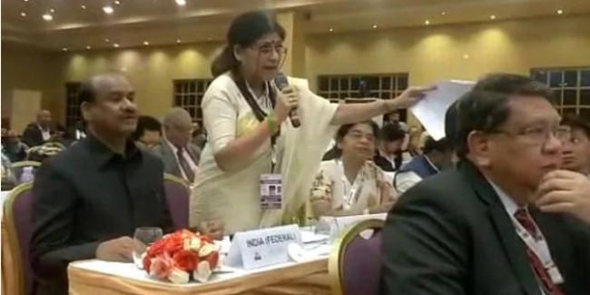 कॉमनवेल्थ संसदीय सम्मेलन में भी कश्मीर पर पाकिस्तान के रुख को भारत ने किया बेनकाब