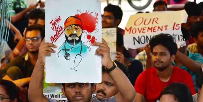 Doctors in Rajasthan join nationwide IMA strike, boycott work