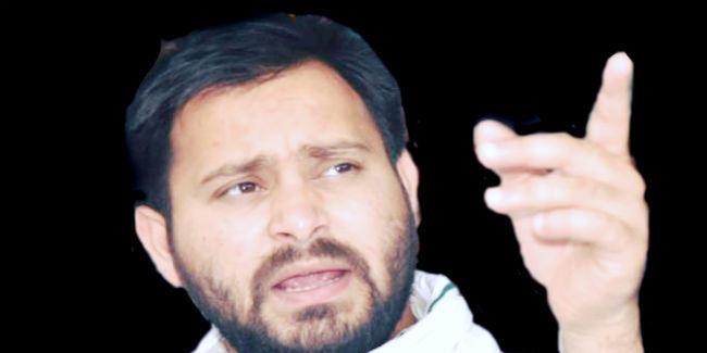 बिहार पुलिस के बहाने आरजेडी नेता तेजस्वी यादव ने साधा मुख्यमंत्री पर निशाना, कहा