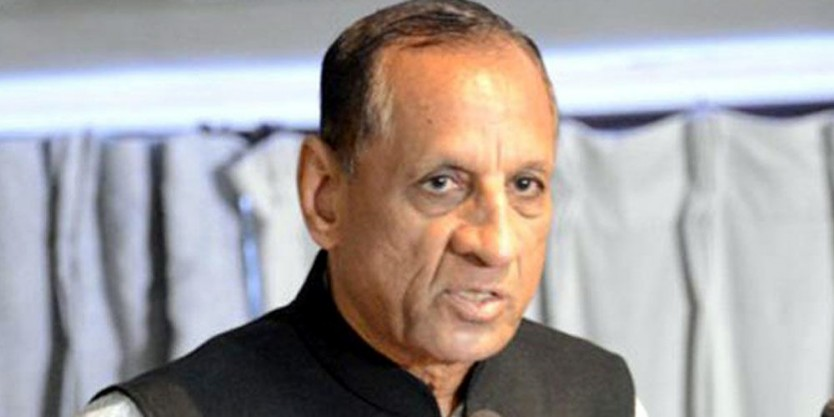 Governor in Tirumala ahead of PM's visit