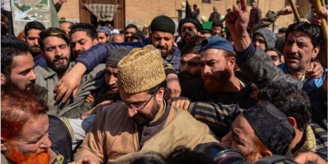 पाकिस्तान प्रशासित कश्मीर पर भी यूएन ने उठाए सवाल
