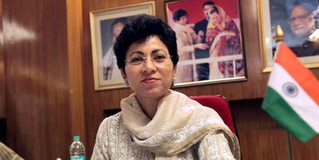 भाजपा का किसी भी संस्था पर विश्वास नहीं : शैलजा