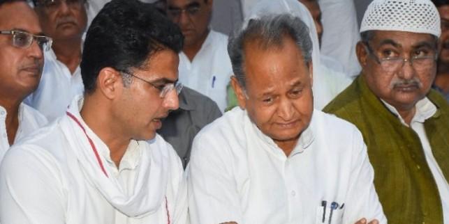 राजस्थान कांग्रेस में गुटबाजी, पार्टी MLA ने कहा- अशोक गहलोत लें हार की जिम्मेदारी, सचिन पायलट बनें CM