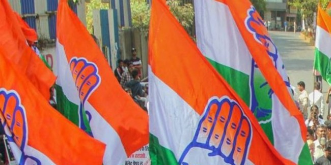 खर्च के मामले में कांग्रेस अव्वल, चुनाव प्रचार में फूंके 43 लाख रुपए