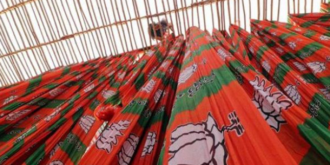 BJP corporator taking bribe caught on video; suspended