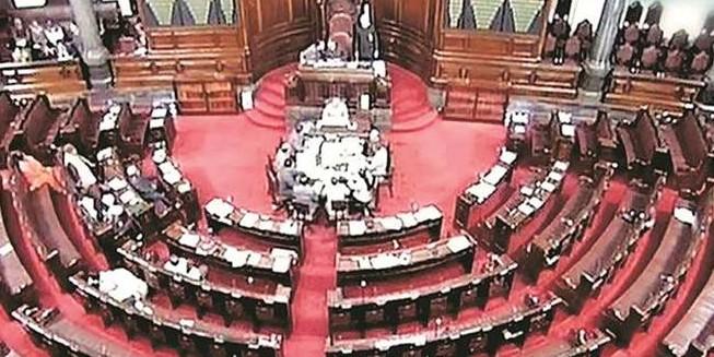 गुजरात चुनाव: राज्यसभा की 2 सीटों पर वोटिंग शुरू, बीजेपी-कांग्रेस में टक्कर