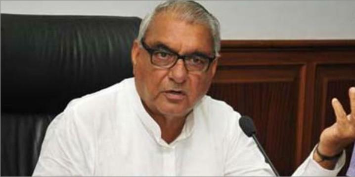 कांग्रेस की सरकार आने पर प्रदेश जलाने के दोषियों को कब्र से निकालकर सजा देंगे : भूपेंद्र हुड्डा